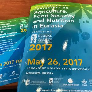 The International Conference on Agricultural Development and Food Security