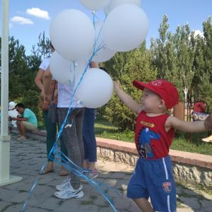 Breastfeeding Week in Kyrgyzstan