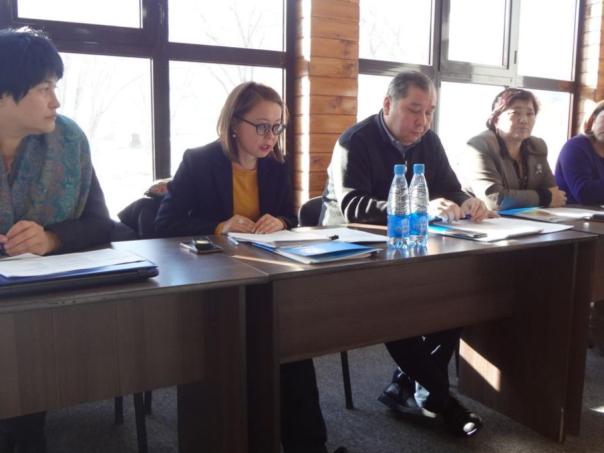 Круглый стол по расширению и децентрализации Многосторонней платформы по питанию Нарынская область
